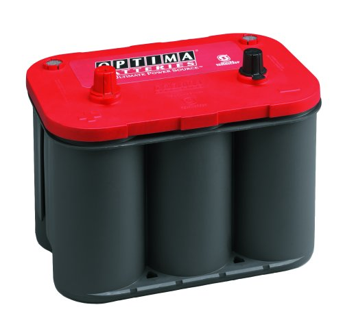 Optima Batteries 8002-002 34 RedTop Starting Battery by Optima (Image #1)