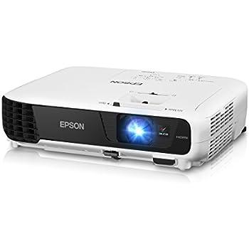 Amazon Com Epson Ex3210 Projector Portable Svga 3lcd