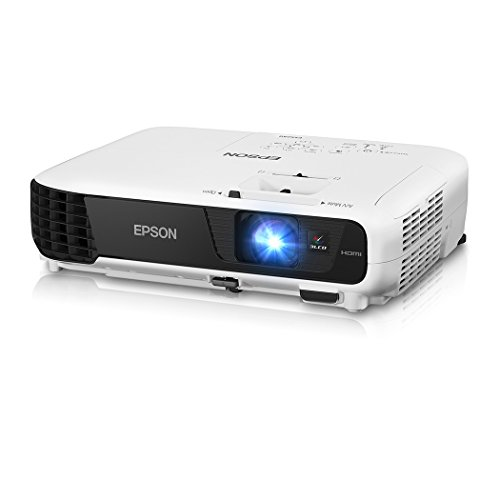 Epson EX5240, XGA, 3200 Lumens Color Brightness, 3200 Lumens White Brightness, 3LCD Projector (Certified Refurbished)