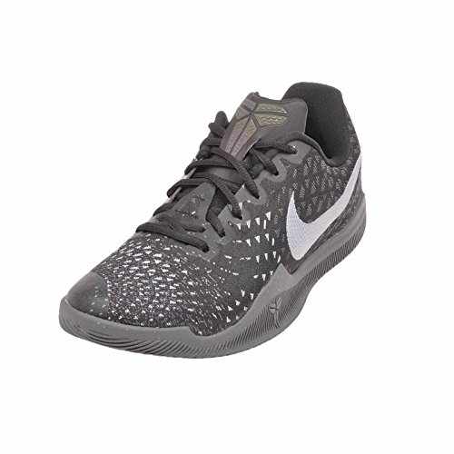 Nike Mens Kobe Mamba Instinct Basketball Shoes (10, Grey/Black-M)