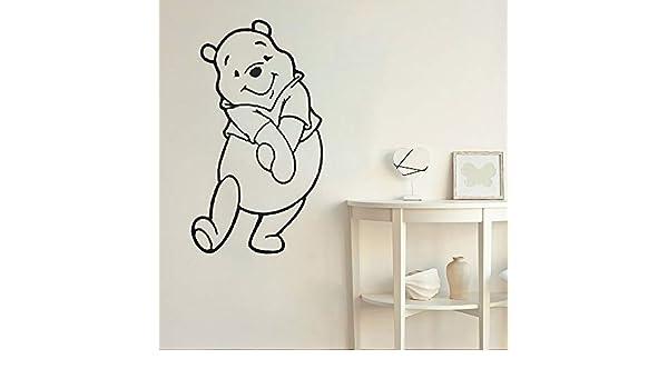 Winnie The Pooh Tatuajes de pared Oso de Pooh Winnie The Pooh ...