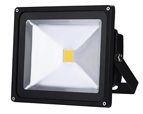 50w Warm White Led Flood Light Led Ip65 Waterproof Floodlights