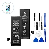 Insten Replacement Battery Compatible with iPhone...