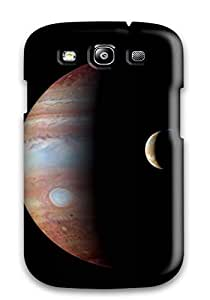 Hot 1351537K35966043 Hard Plastic Galaxy S3 Case Back Cover,hot Jupiter & Io Case At Perfect Diy