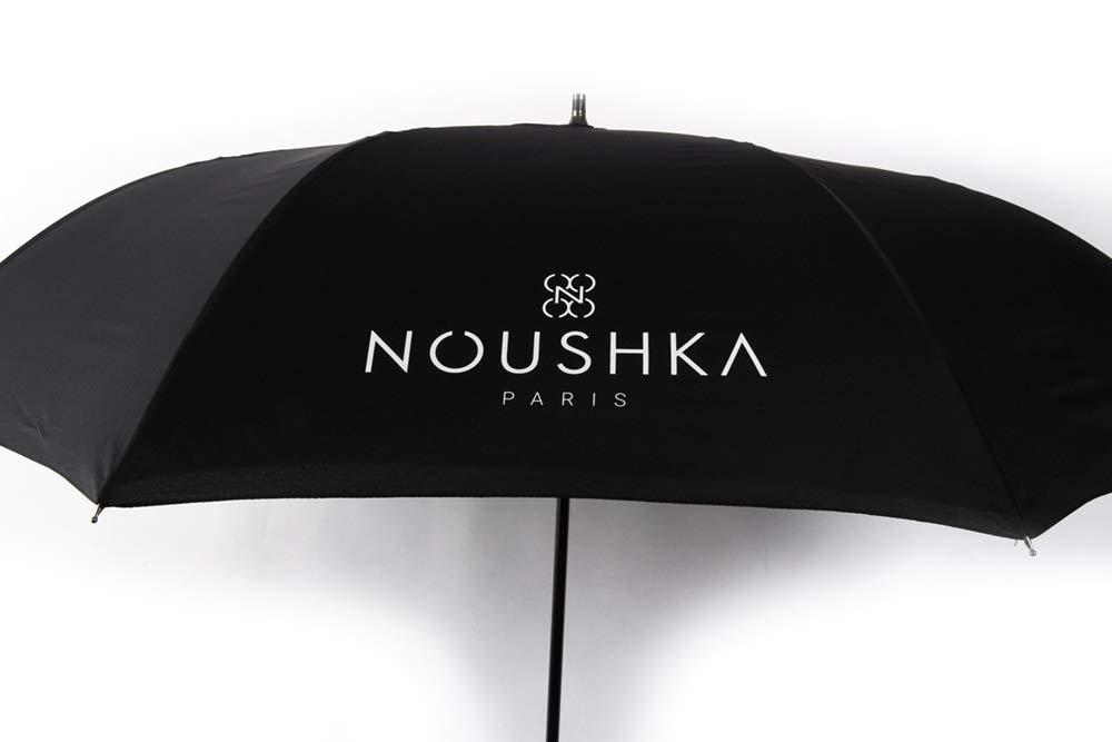 Garantie 5 Ans Double-Toile Anti-UV L/éger Elegant et Ultra Solide mod/èle /«Highlight/» Emballage et Box Individuel NOUSHKA /«NOUSHKA/» Parapluie invers/é Automatique Haut-de-Gamme