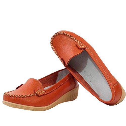 Vogstyle ,  Damen Sneaker Low-Tops Style 4 Orange