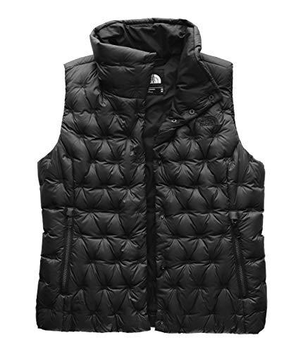 's Holladown Crop Vest, TNF Black, XS ()