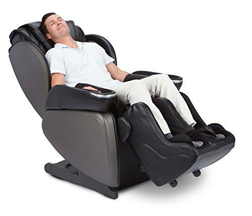 Navitas Sleep Massage Chair, Onyx Color Option by Human Touch (Image #4)