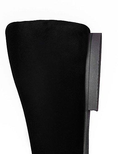 mujer de microfibra PDX tal zapatos soporte de de 4AnPnSR