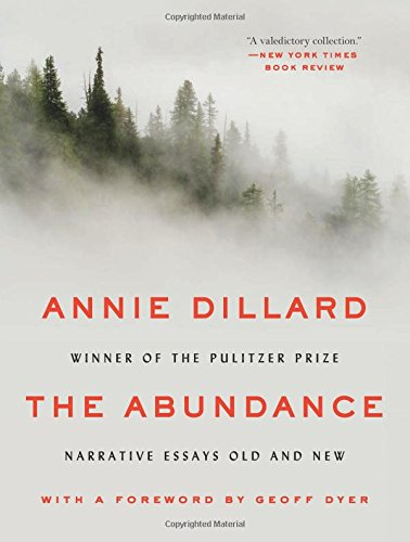 Top 8 recommendation annie dillard the abundance for 2019