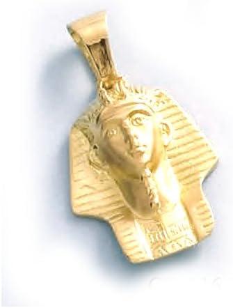 LIOR – Colgante 18 ct amarillo oro Tutankamón: Amazon.es: Joyería