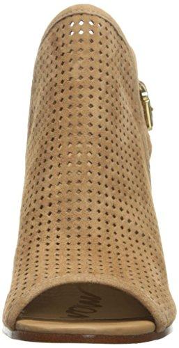 Bootie Golden Suede Easton Women's Edelman Sam Caramel Ankle pRnqUIWS7