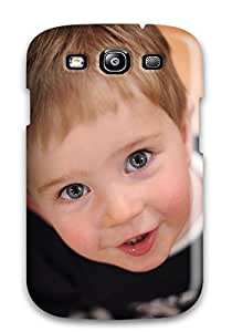 Perfect Wallpaper Of Cute Babies Boys Case Cover Skin For Galaxy S3 Phone Case