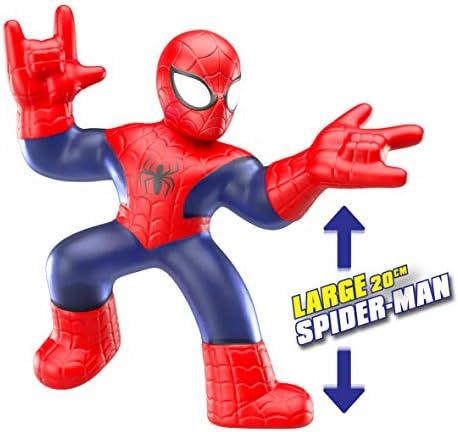 Heroes of Goo Jit Zu Licensed Marvel S2 Supagoo Hero Pack - Spiderman