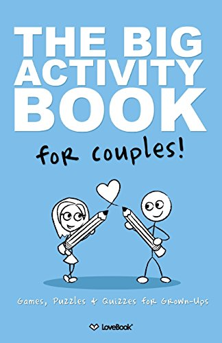 The Big Activity Book For Couples (Best Board Games For Married Couples)