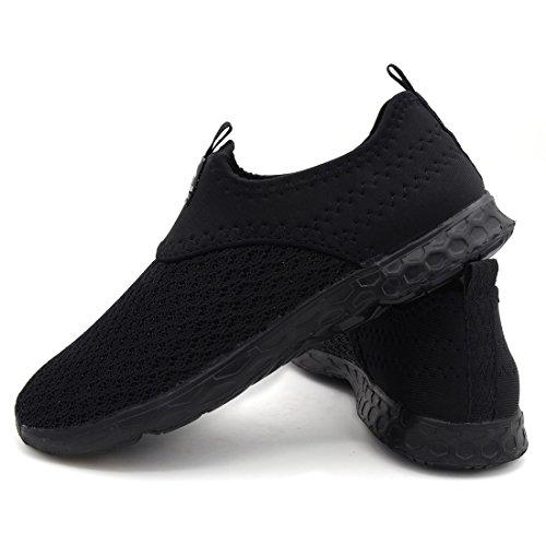 Scarpe Da Donna Eyeones Slip On Water Shoes All Black (stylish)
