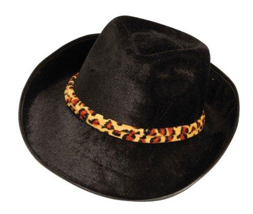 Forum Novelties Men s Novelty Velvet Fedora Hat with Band fab1a0768a5
