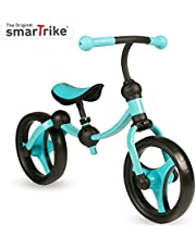 smarTrike Toddler Balance Bike 2,3,4,5 years old - Lightweight & Adjustable kids Balance Bike, Blue