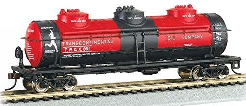 Bachmann Trains Transcontinental Oil Co. Tank Car (Transcontinental Oil)