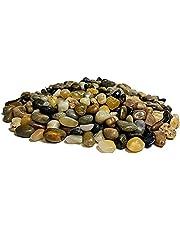احجار طبيعية مستوردة لتزين النباتات