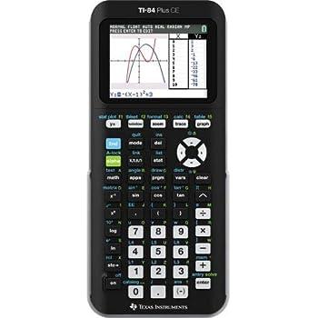 Amazoncom Texas Instruments Ti 84plus Ce Teachers 10 Pack