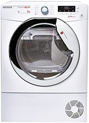 Hoover DNH D813 A1X-S Independiente Carga frontal 8kg A+ Blanco ...
