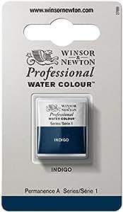 Winsor & Newton - Pintura al agua, color índigo