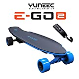 YUNEEC E-GO 2 Electric SkateBoard LongBoard EGO Royal Wave Blue - New! In Stock! Ready to Ship! by Yuneec