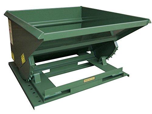 Vestil Self-Dump Heavy Duty Hopper 1 Cu Yd 6 K (Hopper Duty Heavy Bin)