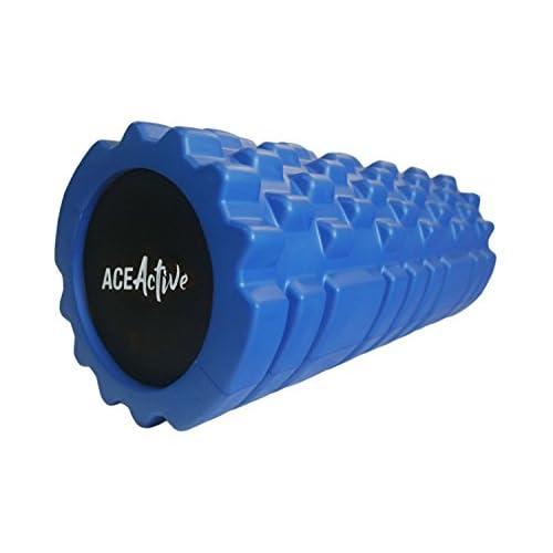 ACE Active 2en 1rouleau en mousse Deep Tissue Massage musculaire Fitness Gym Yoga