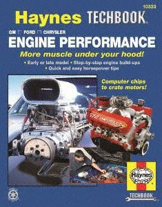 HAYNES 10333 ENGINE PERFORMANCE - 1986 Chevrolet Corvette Engine