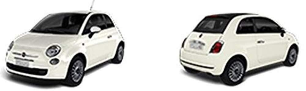 prot/ège-talon renforc/é en caoutchouc bord bicolore Il Tappeto Auto SPRINT00002 Tapis antid/érapants en moquette noire
