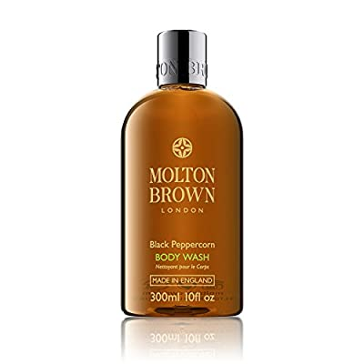 Molton Brown Black Peppercorn Body Wash,10 Fl Oz