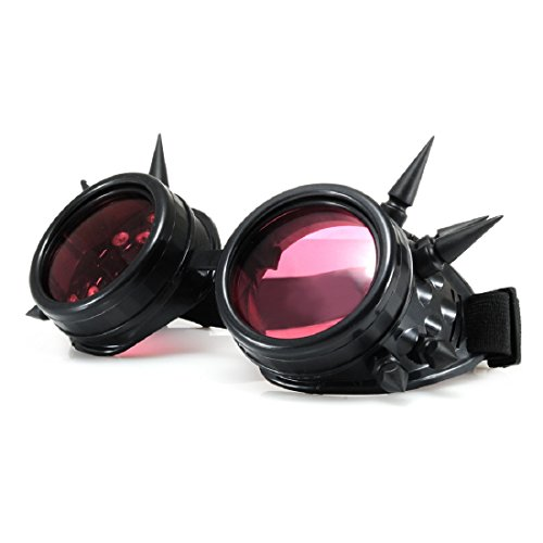 4sold Design At Pics Punk Cyber Black Style Sunglasses 8CqHrA8x