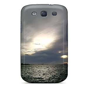 Case Cover Every Day The Same Scene/ Fashionable Case For Galaxy S3