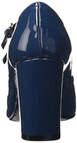 Merceditas Mercadal Avion Bella Mujer Bleu Atelier Vernice para Azul EZ6Anw