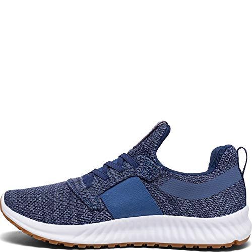 Saucony Men s Guide ISO Running Shoe, Navy red,