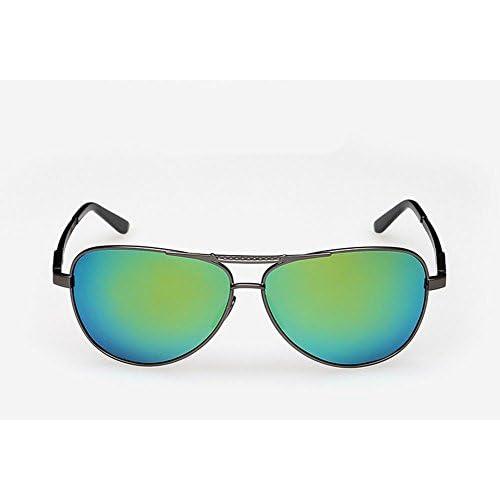 e5f840ab4a Buena MNII El Nuevo Aluminio Magnesio Polarizado Gafas De Sol Hombres  Conducir Espejo De Color Brillante