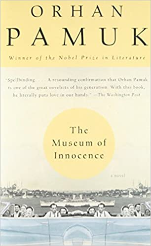 Image result for the museum of innocence amazon
