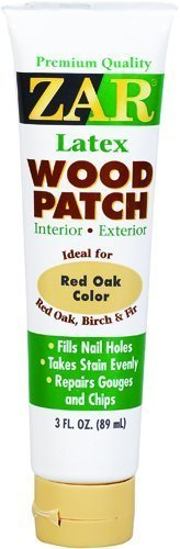 Zar 31041 Red Oak Wood Patch, 3-Ounce by ZAR