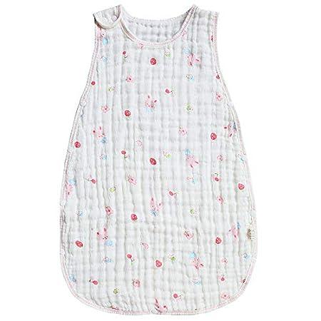 2,5 tog, unisex, 6 capas Saco de dormir para beb/é color rosa rosa rosa Talla:6 meses Vandesun