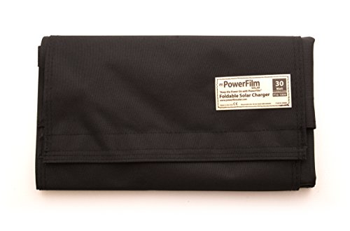 PF POWERFILM 30W Foldable Solar Panel