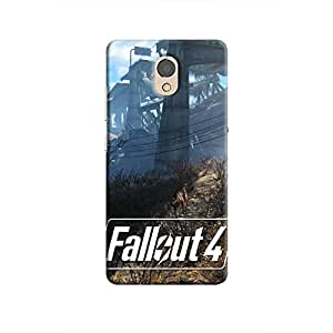 Cover It Up - Fallout 4P2 Hard case