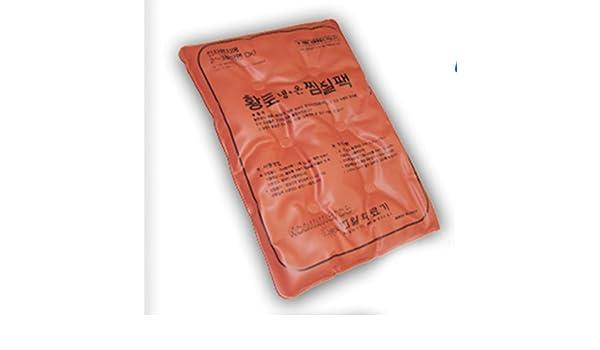 Hwangto Naturaleza Rojo Arcilla Cold/Hot Pack, Reducir el estrés: Amazon.es: Deportes y aire libre
