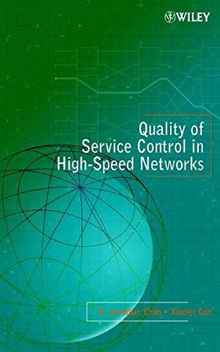 Quality of Service Control in High-Speed Networks by Wiley-Interscience