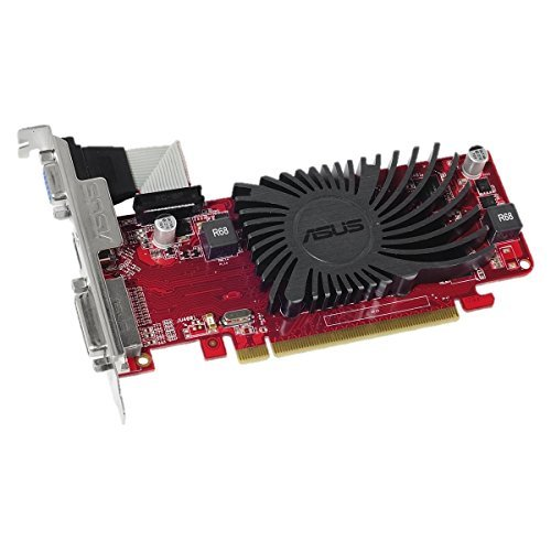 Radeon R5 230 1GB DDR3 VGA/DVI/HDMI PCI-Express Video Card - Asus R5230-SL-1GD3-L