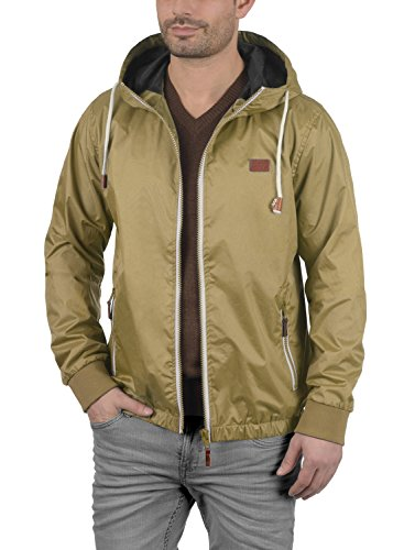 Hombre para Mats 75115 Brown Safari Chaqueta BLEND taZwxqw
