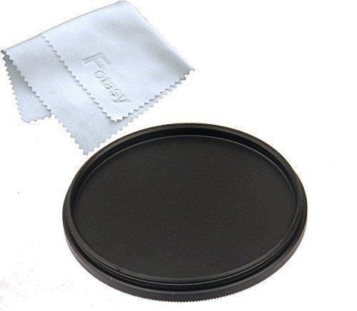 Fotasy MC49 49 mm Metal Screw-in Lens Cap (Black)