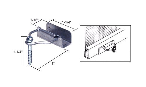 CRL Mill Finish Slip-On Bail Latch With  - Bail Latch Shopping Results