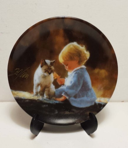 Donald Zolan Miniature Collectible Limited Edition Plate